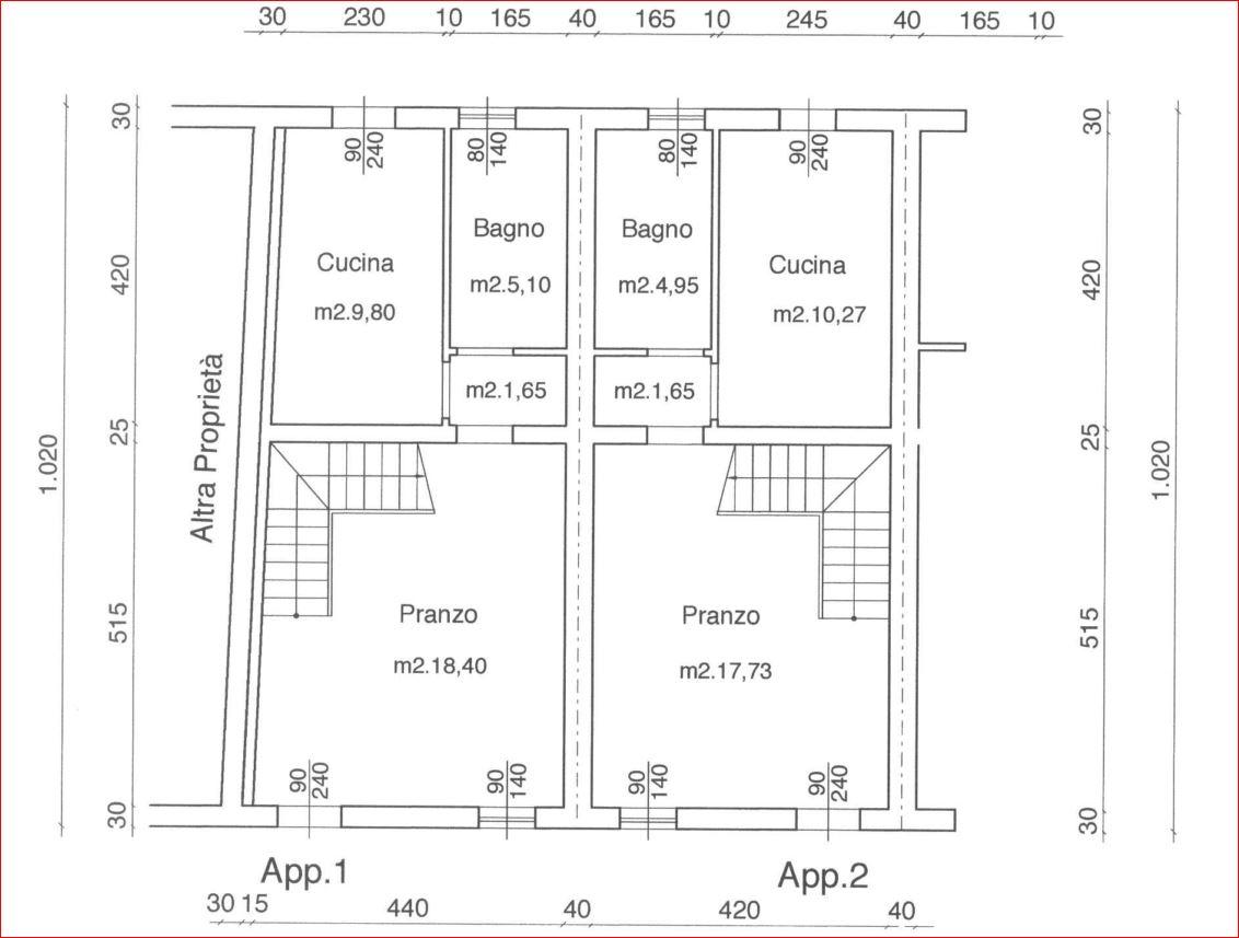Soluzione Indipendente in vendita a Ferrara, 4 locali, zona Località: FuoriMura-ZonaNord-Ovest, prezzo € 160.000 | Cambio Casa.it