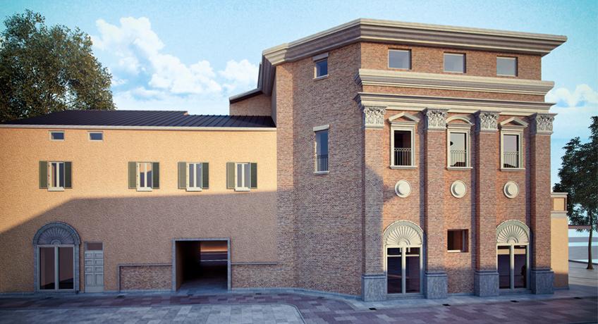 Bilocale Ferrara Via Del Turco 3