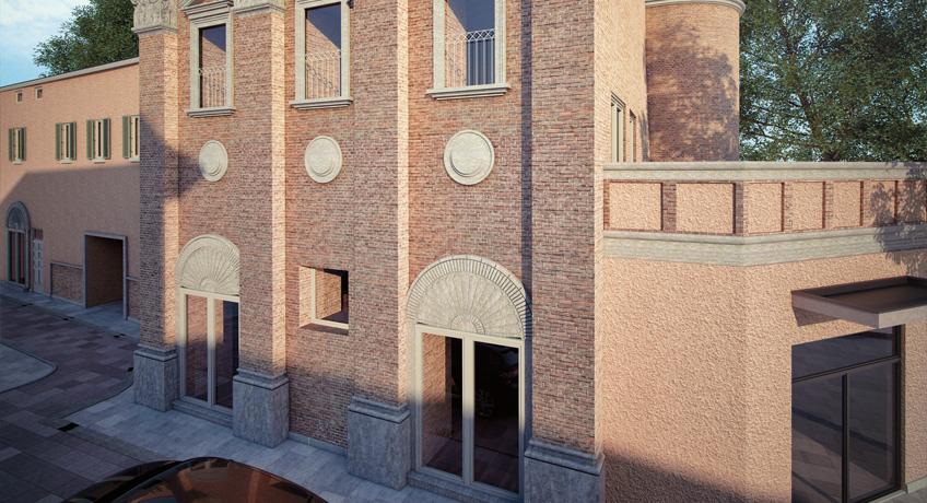 Bilocale Ferrara Via Del Turco 5
