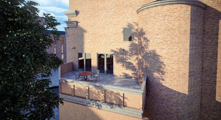 Bilocale Ferrara Via Del Turco 4