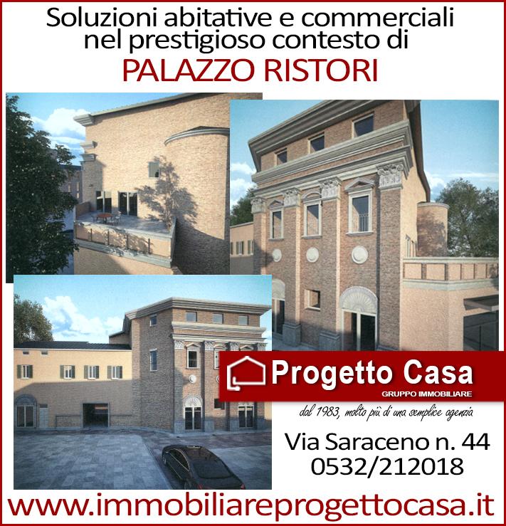 Appartamento in vendita a Ferrara, 5 locali, zona Località: Centrostorico, prezzo € 445.000 | Cambio Casa.it