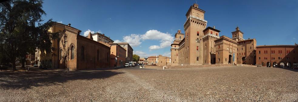 Bilocale Ferrara Via Del Turco 10