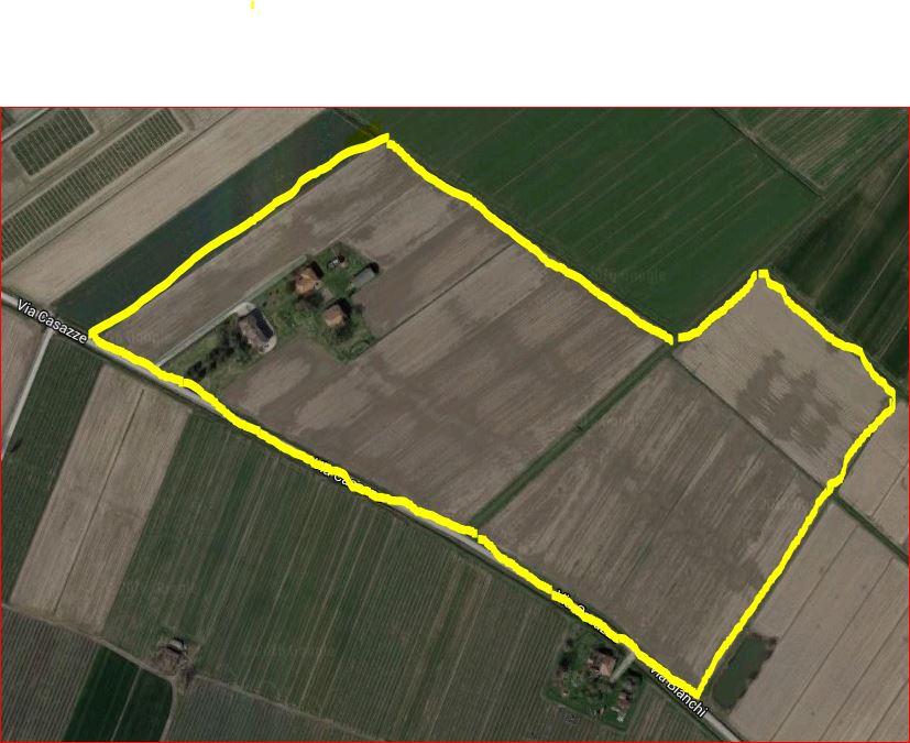 Terreno Agricolo in vendita a Poggio Renatico, 9999 locali, zona Zona: Chiesa, prezzo € 552.000 | Cambio Casa.it