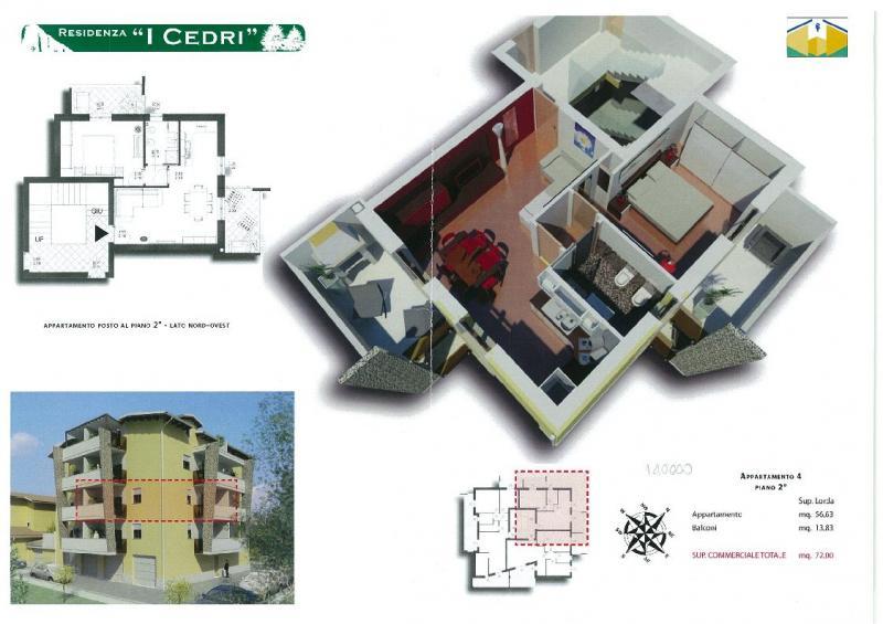 Appartamento in vendita a Spoltore, 2 locali, zona Località: S.aTeresa, prezzo € 125.000 | Cambio Casa.it