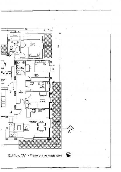 Appartamento in vendita a San Giovanni Teatino, 4 locali, prezzo € 214.000 | CambioCasa.it