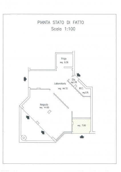 Negozio / Locale in affitto a Spoltore, 9999 locali, zona Località: S.aTeresa, Trattative riservate | Cambio Casa.it