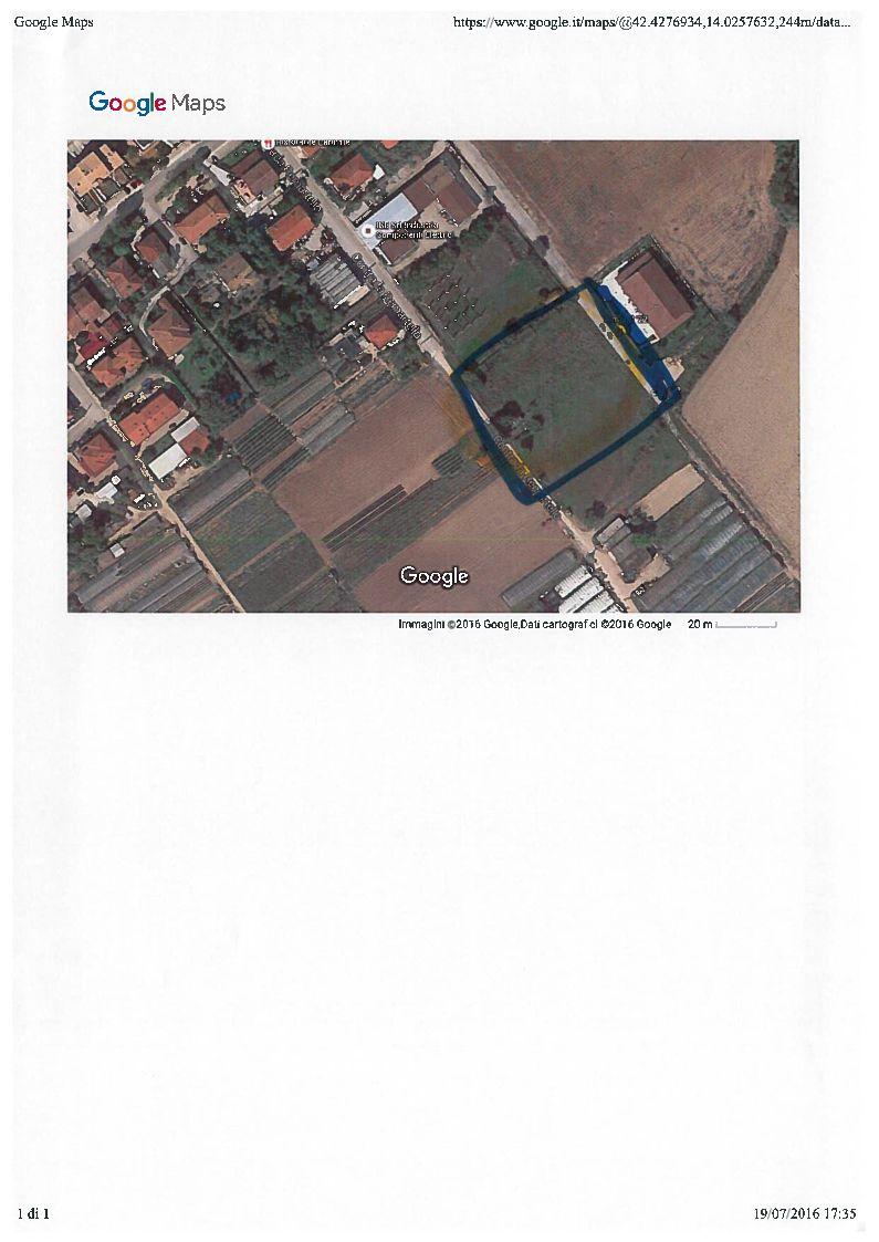Agriturismo in vendita a Loreto Aprutino, 9999 locali, prezzo € 135.000 | Cambio Casa.it