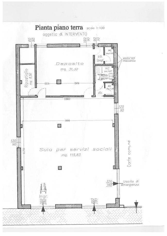 Negozio / Locale in affitto a Spoltore, 9999 locali, zona Località: CENTRO, prezzo € 1.300 | Cambio Casa.it