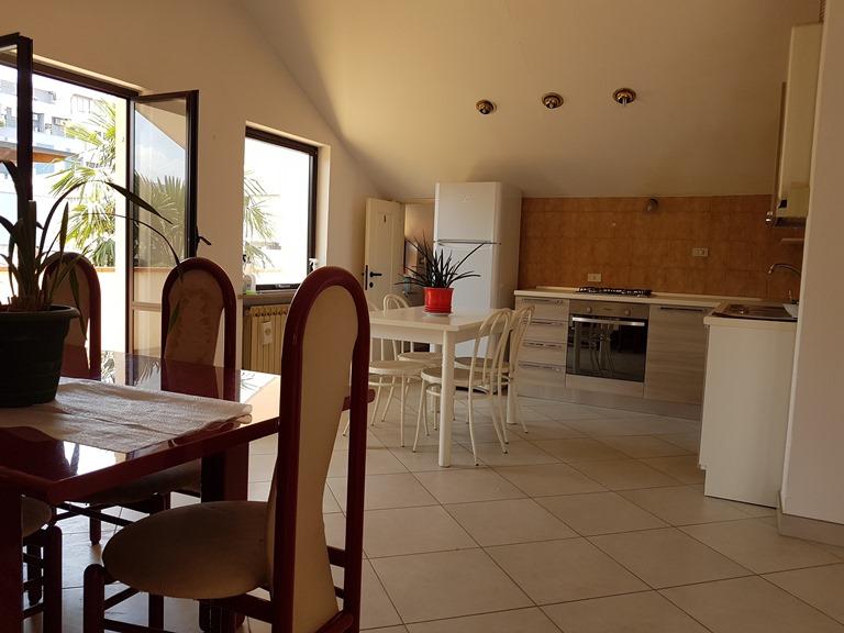 Attico / Mansarda in affitto a Montesilvano, 5 locali, zona Località: Centro, prezzo € 550 | CambioCasa.it