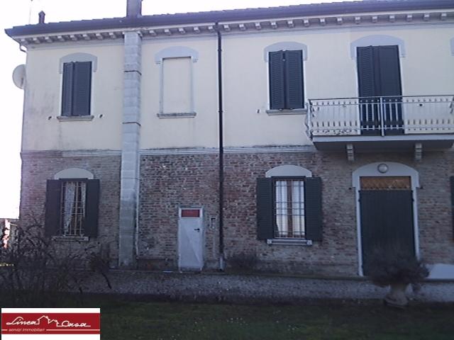 Soluzione Indipendente in vendita a Voghiera, 5 locali, prezzo € 95.000 | Cambio Casa.it
