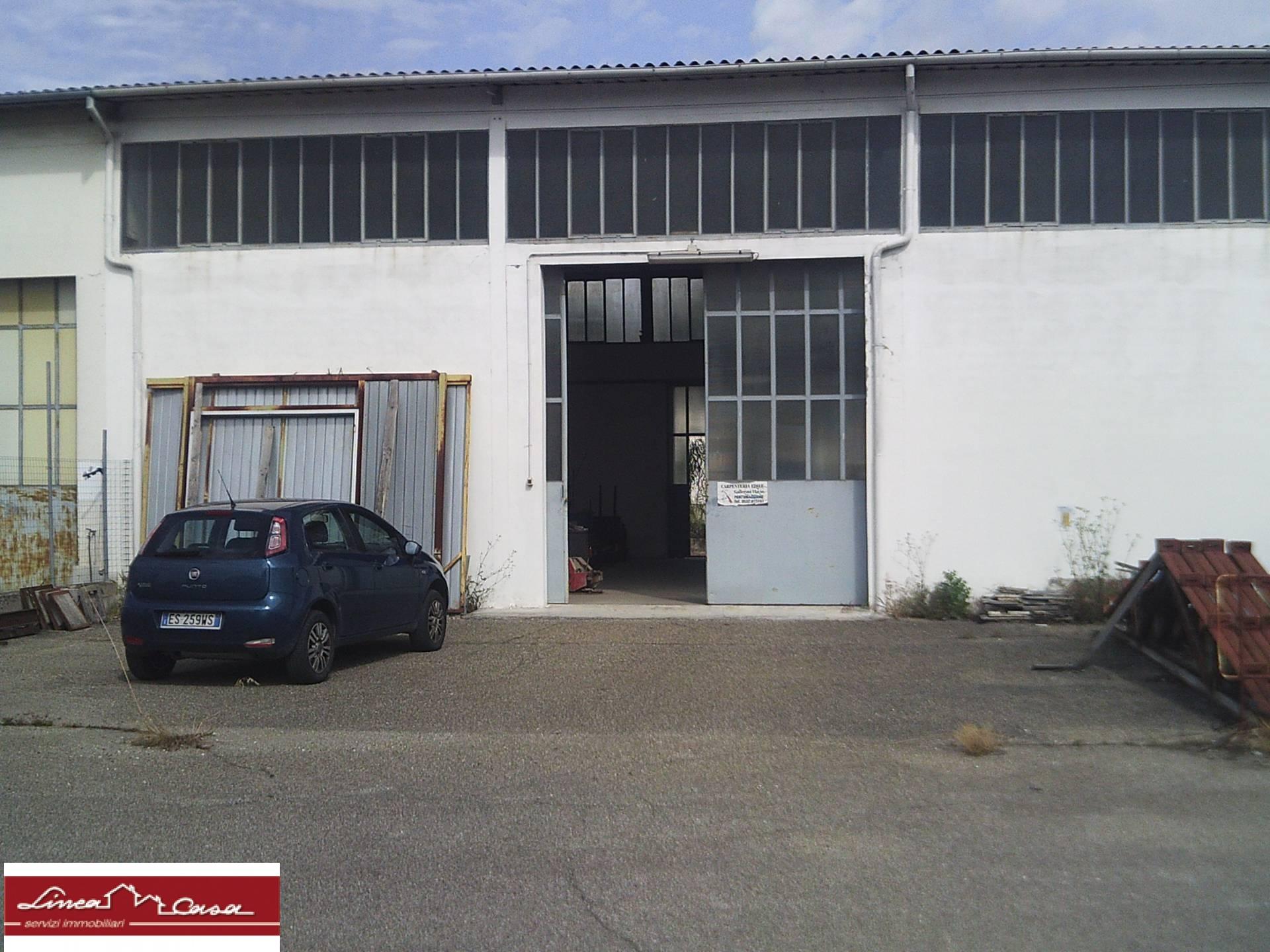 Magazzino in affitto a Portomaggiore, 9999 locali, zona Località: Portomaggiore, prezzo € 300 | Cambio Casa.it