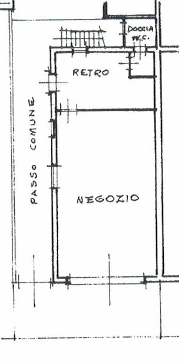 Negozio / Locale in vendita a Camaiore, 9999 locali, zona Località: LidodiCamaiore, prezzo € 210.000   CambioCasa.it
