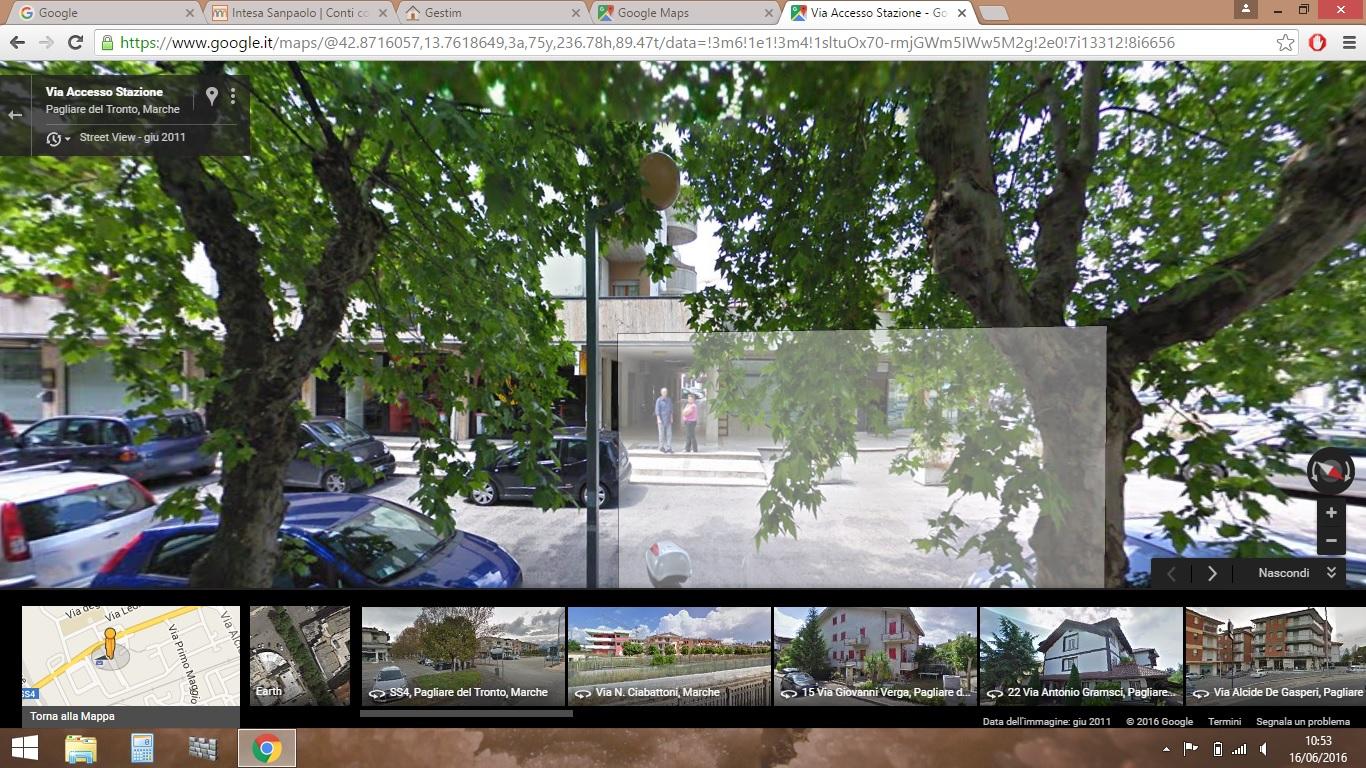 Appartamento in vendita a Spinetoli, 2 locali, zona Zona: Pagliare, prezzo € 60.000 | Cambio Casa.it