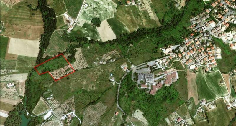 Terreno Edificabile Residenziale in vendita a Penne, 9999 locali, prezzo € 45.000 | Cambio Casa.it