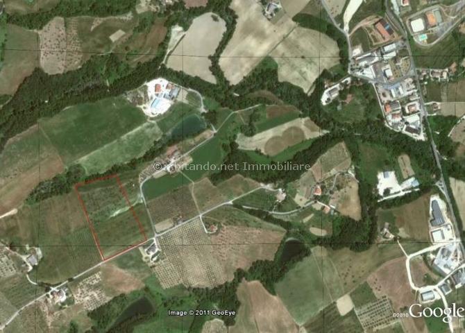 Terreno Edificabile Residenziale in vendita a Penne, 9999 locali, prezzo € 50.000 | Cambio Casa.it