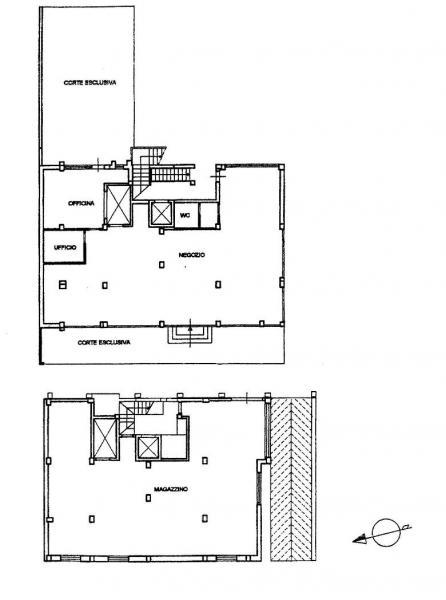 Negozio / Locale in affitto a Chieti, 9999 locali, Trattative riservate | Cambio Casa.it