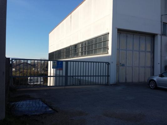 Capannone in affitto a Pescara, 9999 locali, prezzo € 750.000 | Cambio Casa.it