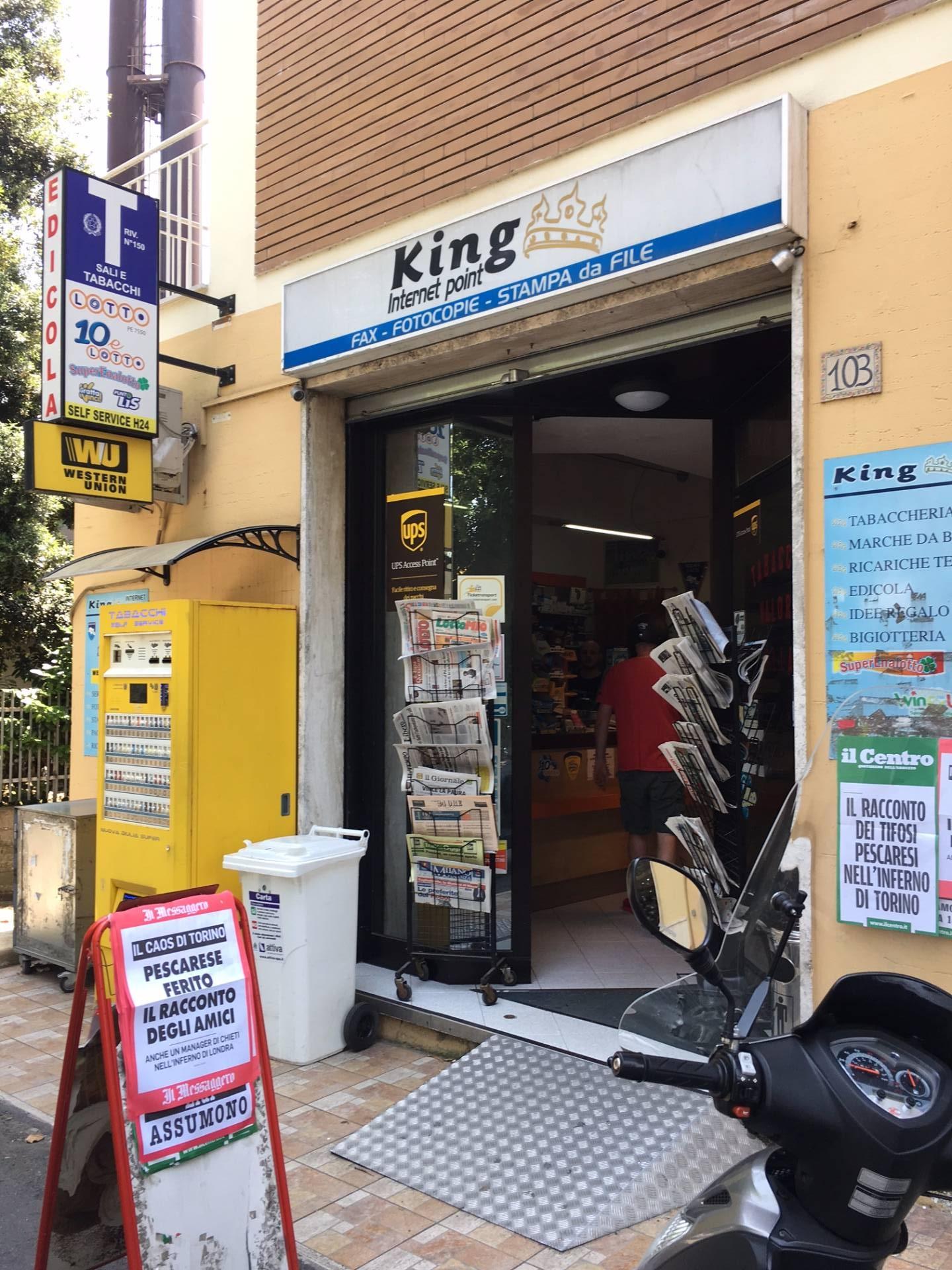 Attività / Licenza in vendita a Pescara, 9999 locali, zona Località: ZonaOspedale, prezzo € 280.000 | CambioCasa.it