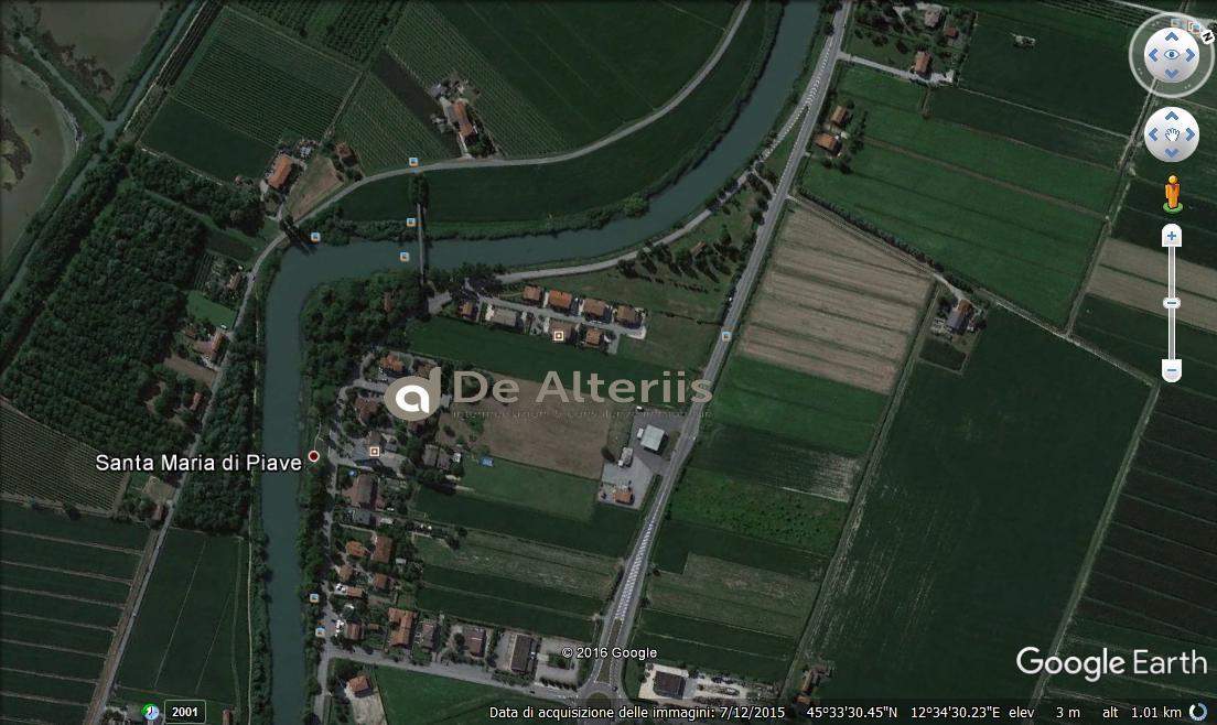 Terreno Edificabile Residenziale in vendita a San Donà di Piave, 9999 locali, zona Località: S.aMariadiPiave, prezzo € 88.253   CambioCasa.it