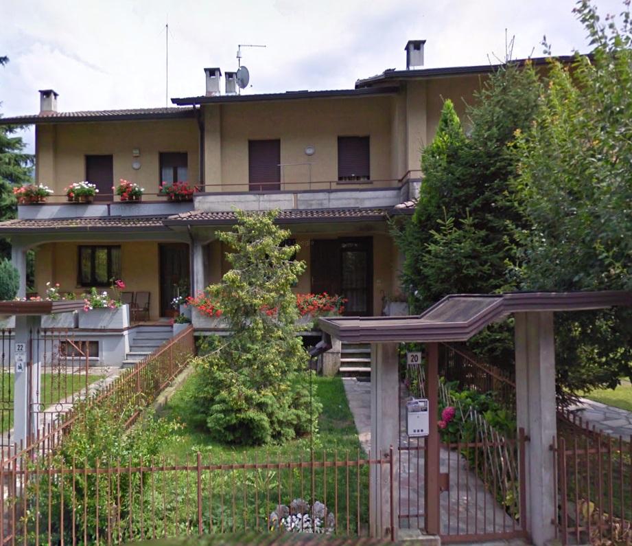 Villa a Schiera in Vendita a Piancogno