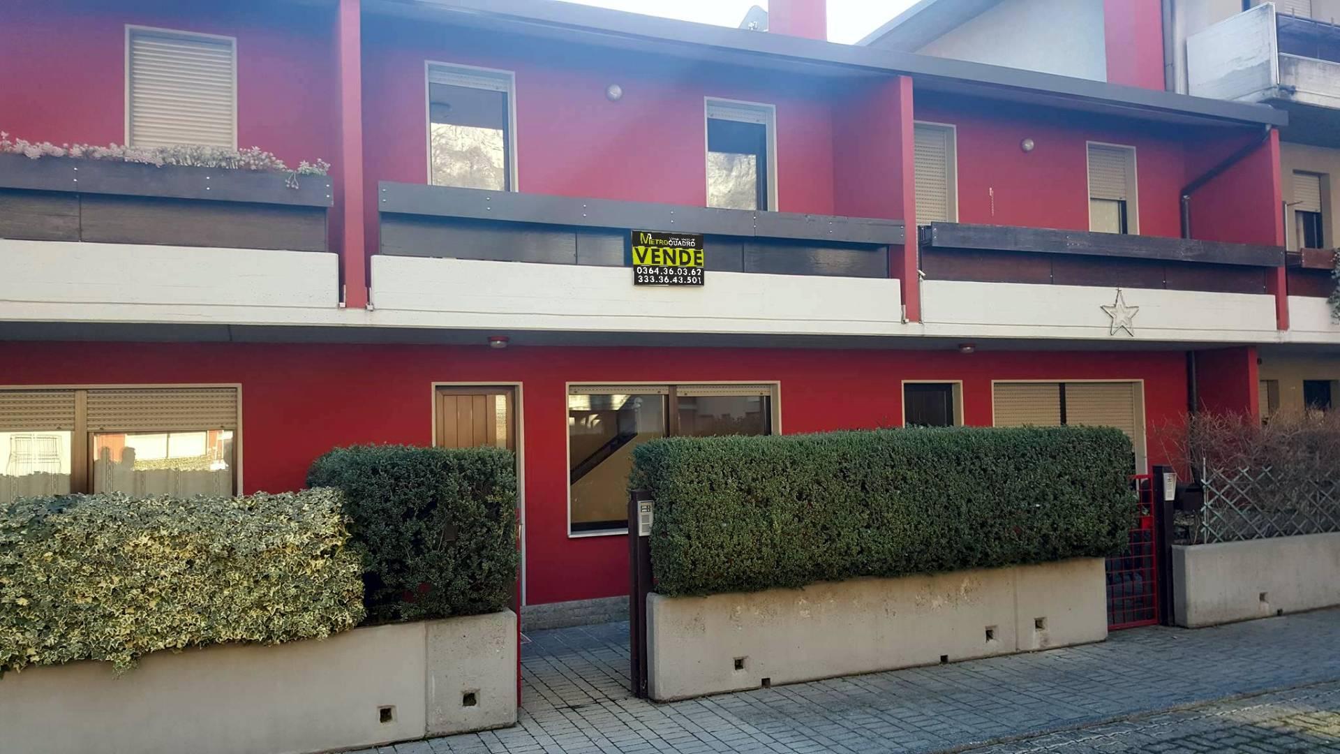 Villette a schiera in Vendita a Piancogno - Cod. 356