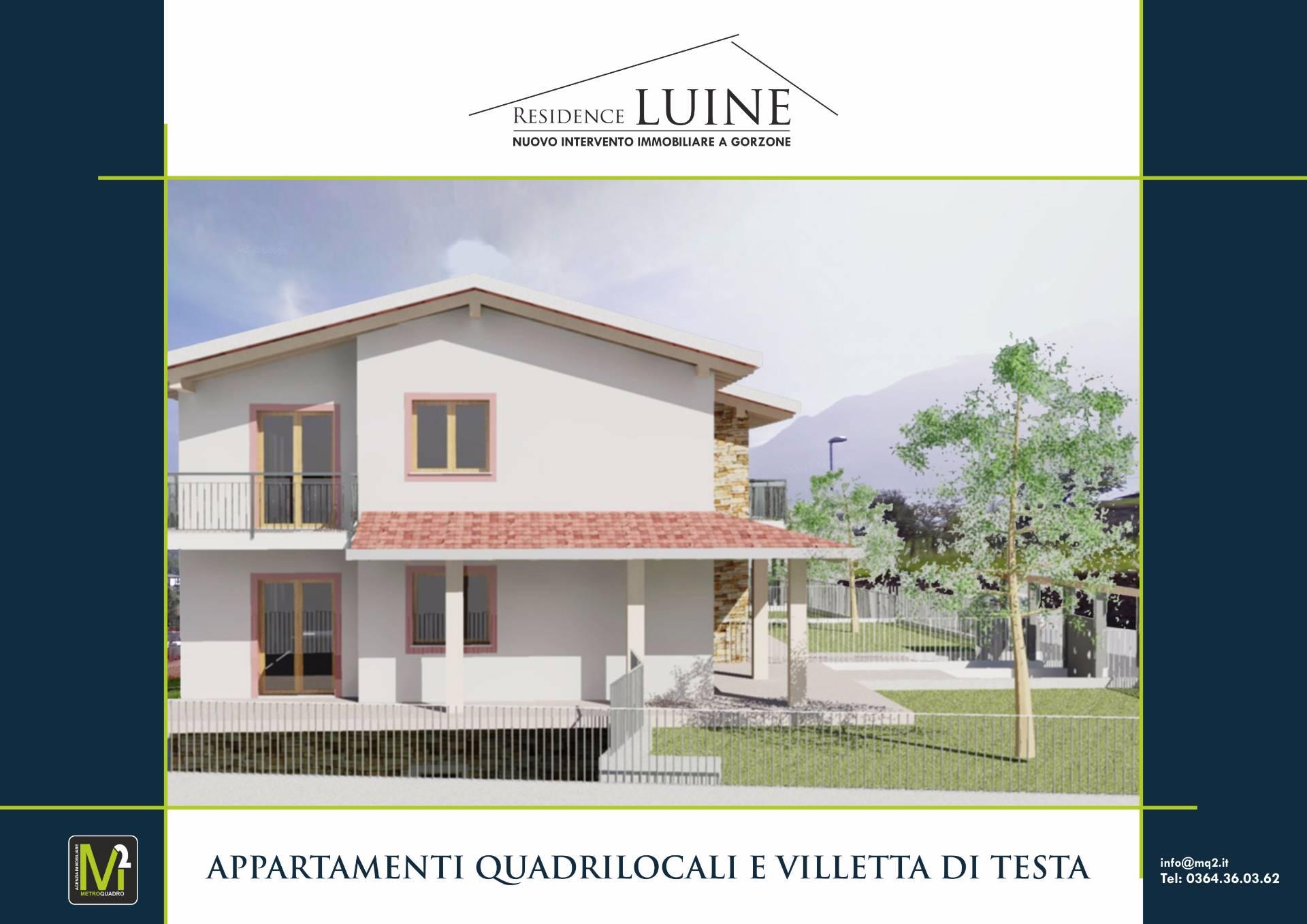 Villa a Schiera in vendita a Darfo Boario Terme, 7 locali, prezzo € 335.000 | CambioCasa.it