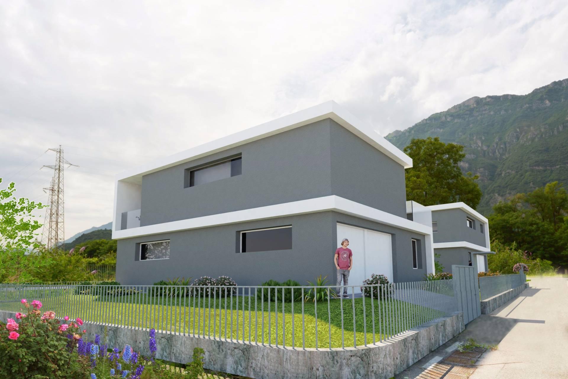 Villa in vendita a Esine, 7 locali, prezzo € 297.000 | CambioCasa.it