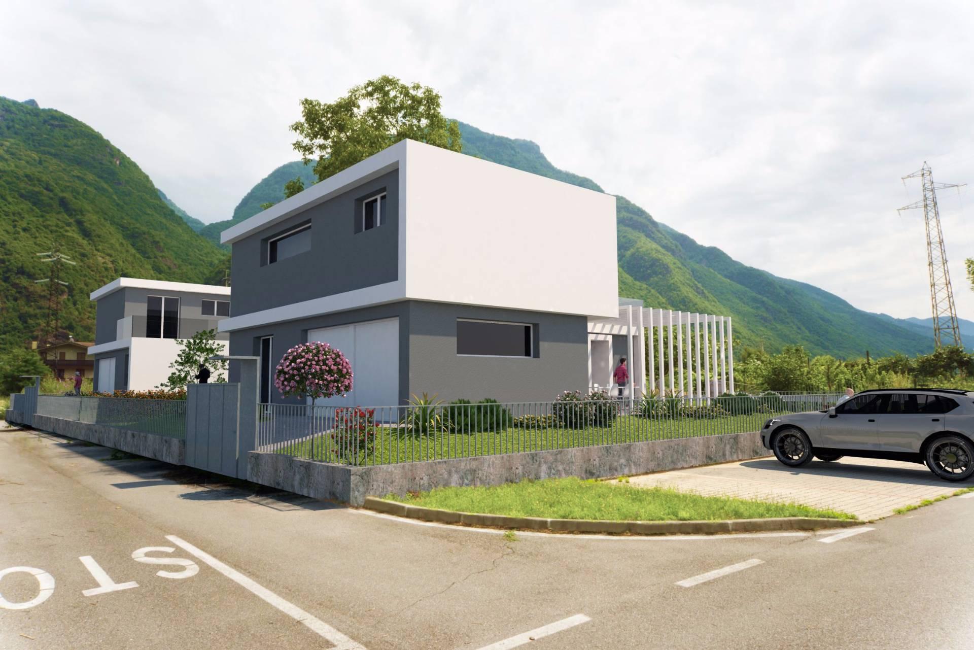 Villa in vendita a Esine, 7 locali, prezzo € 315.000 | CambioCasa.it