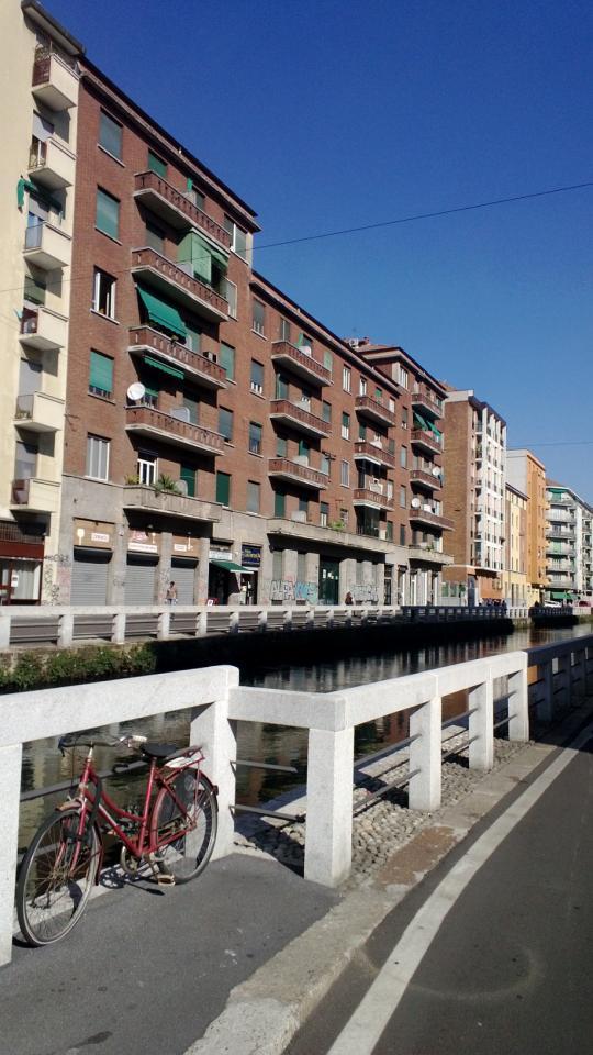 Bilocale Milano Via Giosue' Borsi 10