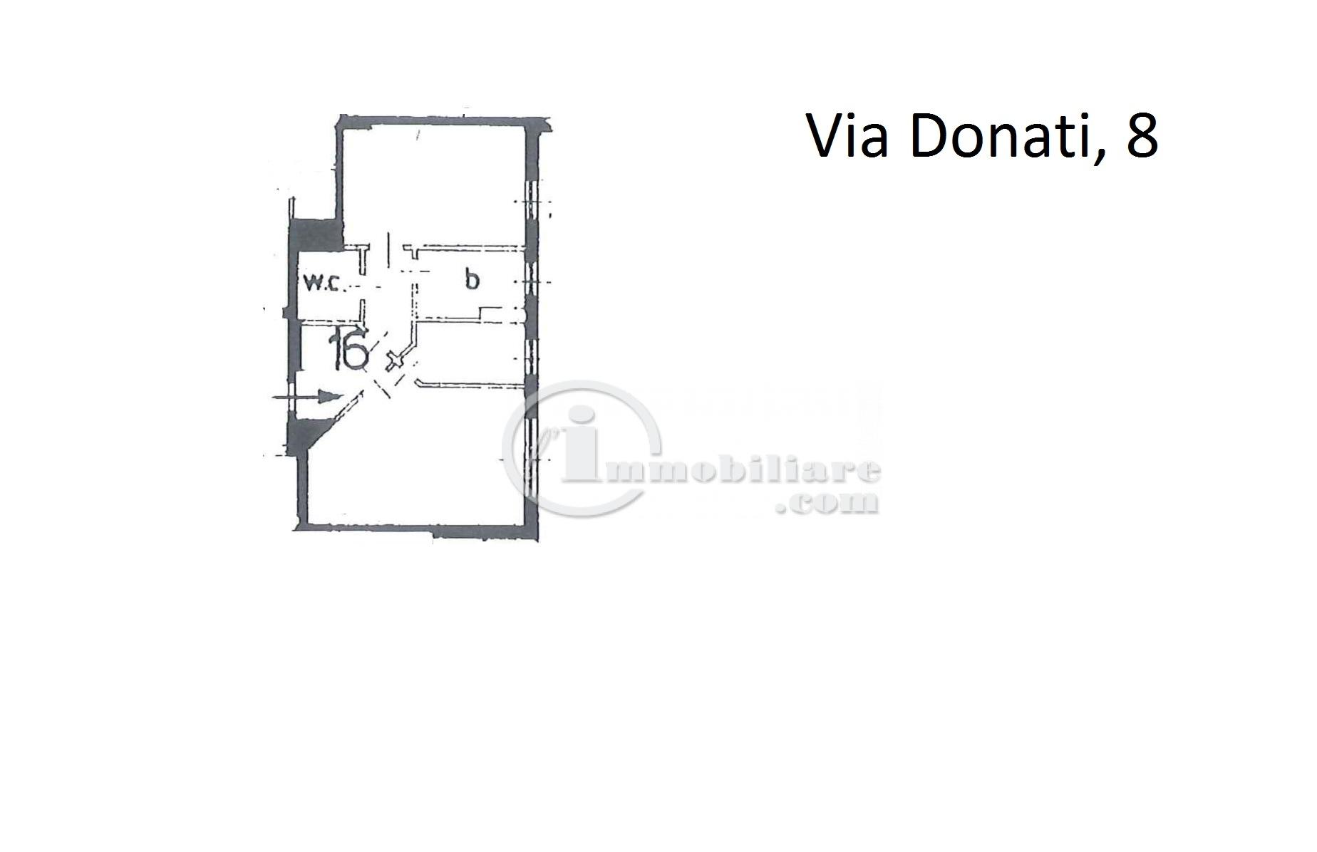 Bilocale Milano Via Mario Donati 10