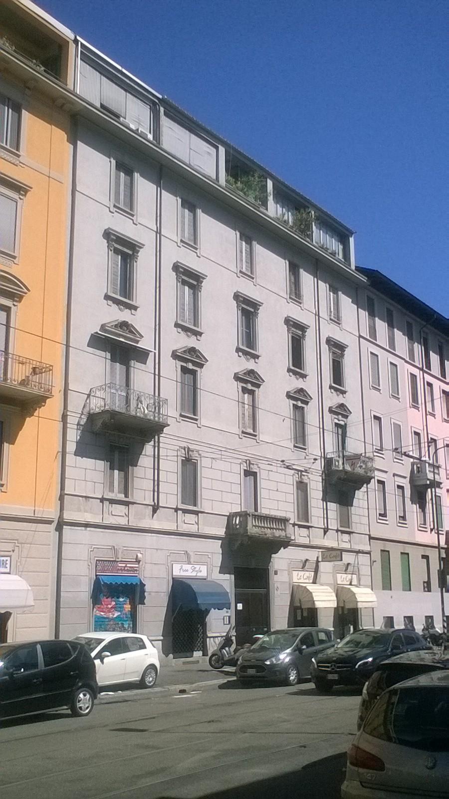 Bilocale Milano Meda 1