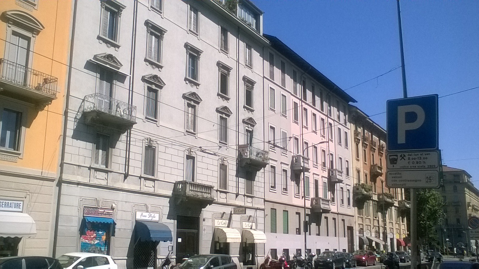 Bilocale Milano Meda 2