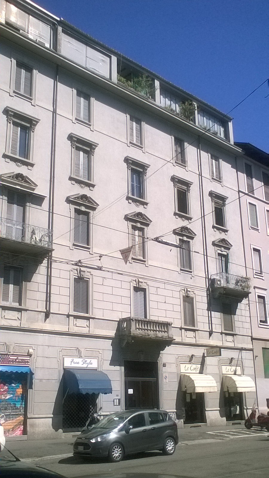 Bilocale Milano Meda 3