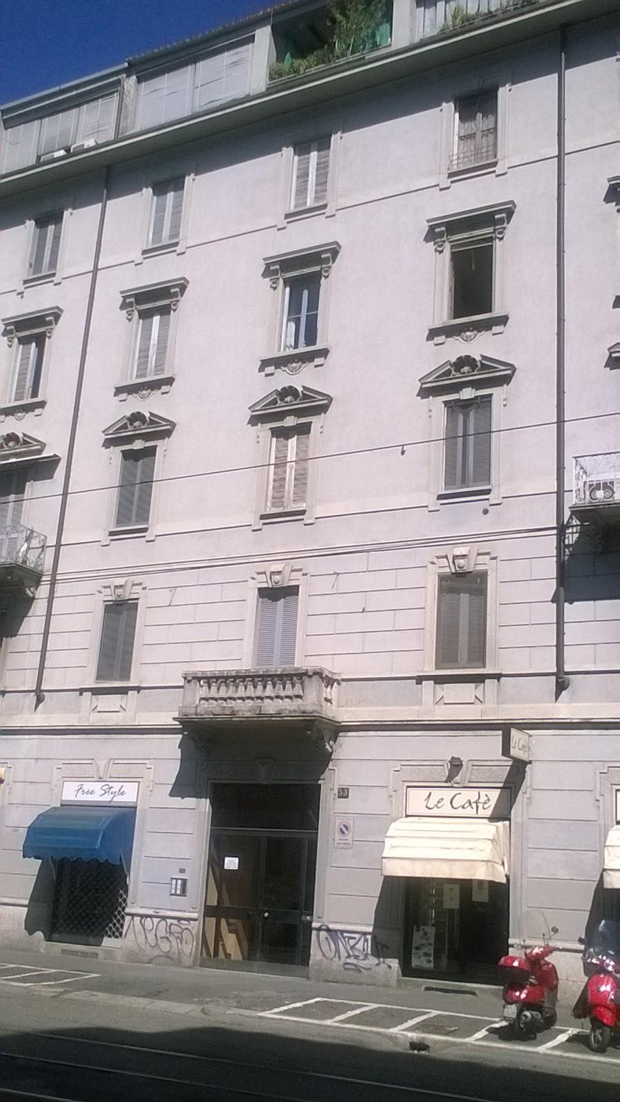 Bilocale Milano Meda 4