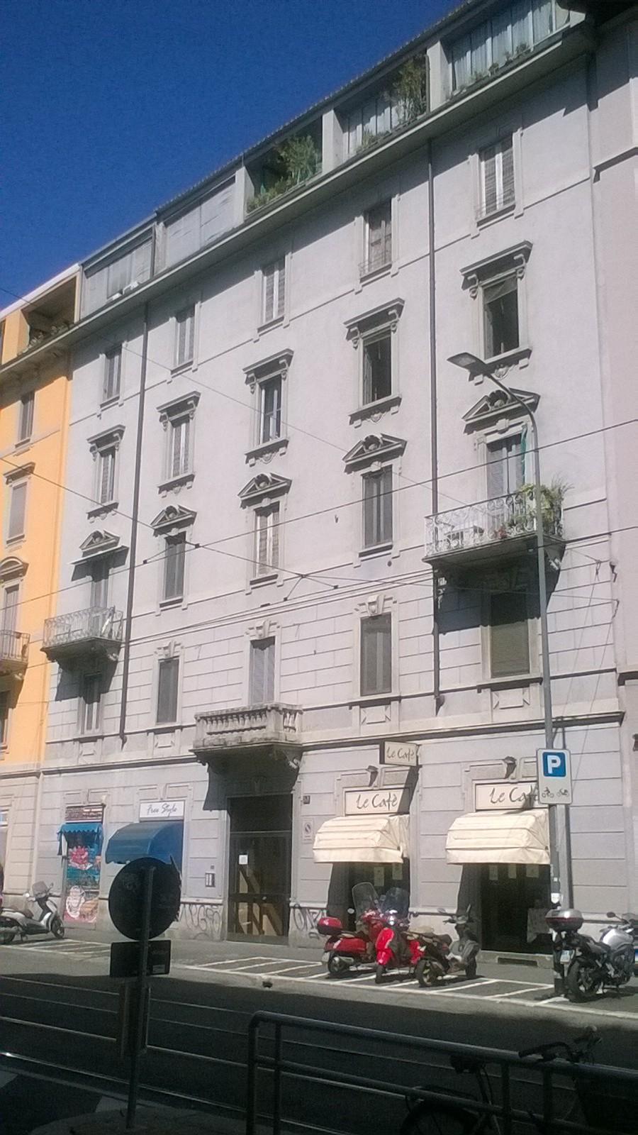 Bilocale Milano Meda 6