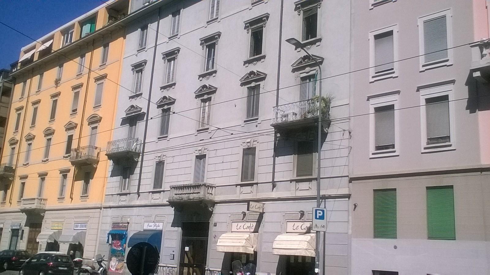 Bilocale Milano Meda 7
