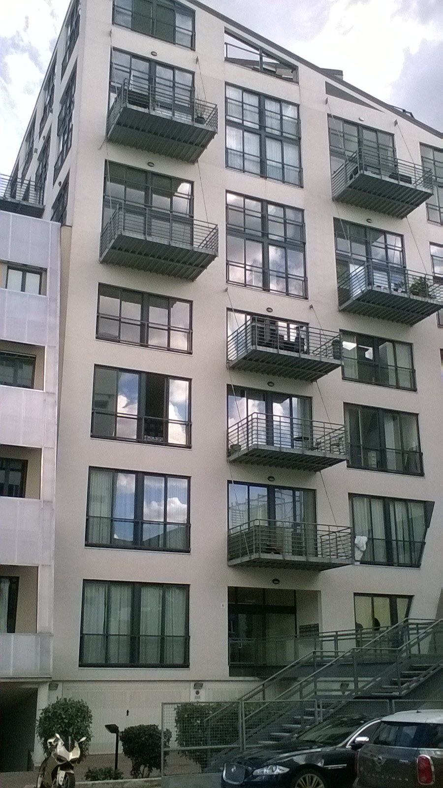 Bilocale Milano Viale Ortles 3