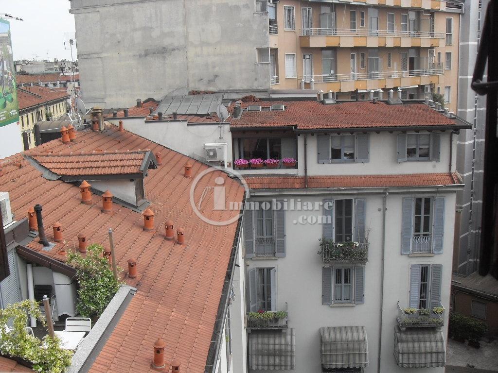 Bilocale Milano Via Raffaello Sanzio 6