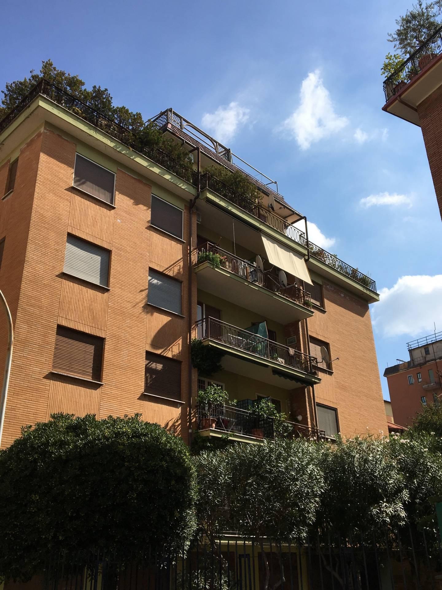 Attico in Vendita a Roma 34 Aurelio / Boccea: 2 locali, 60 mq