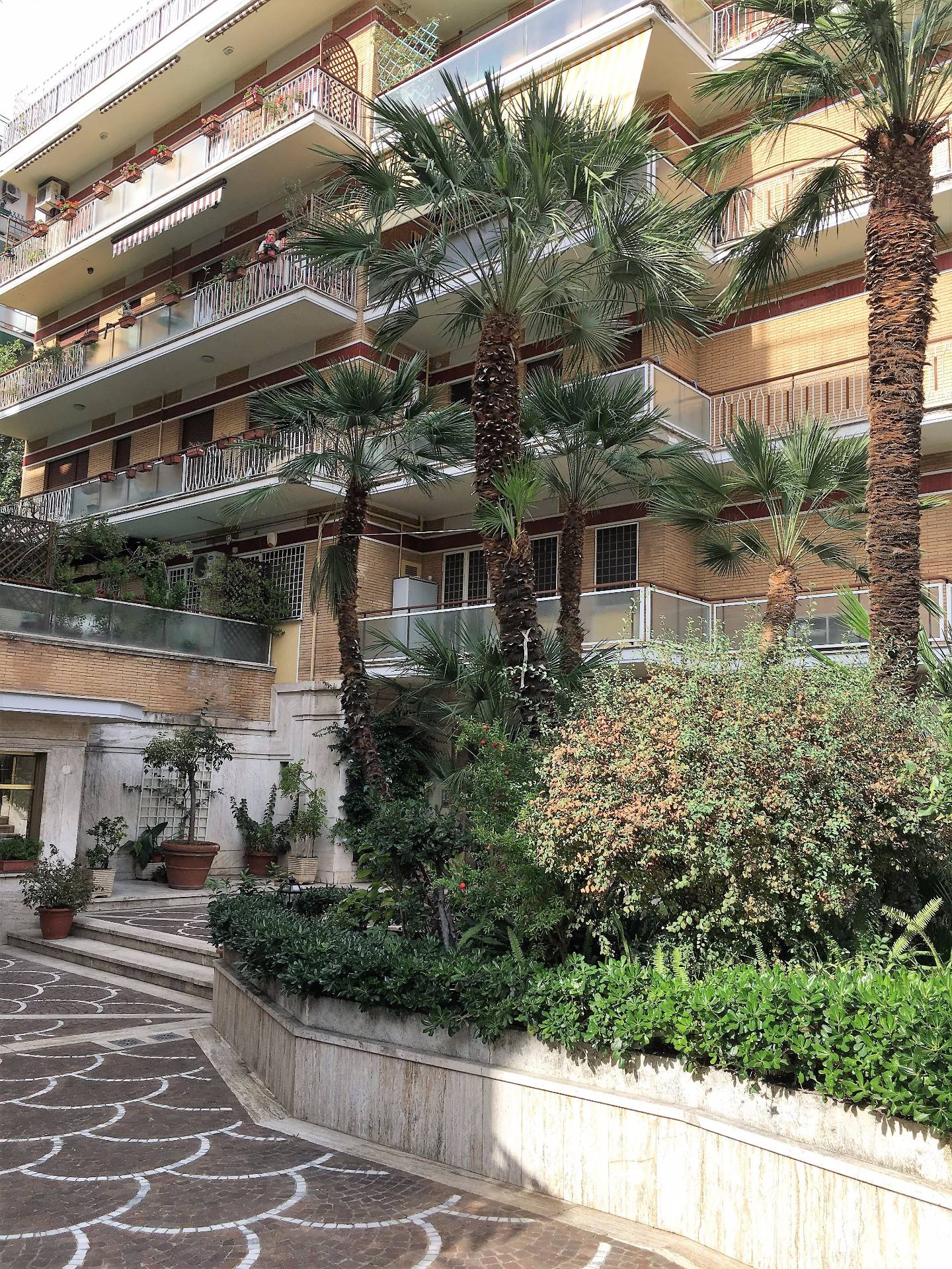Appartamento in affitto a roma via della balduina for Appartamento affitto arredato roma