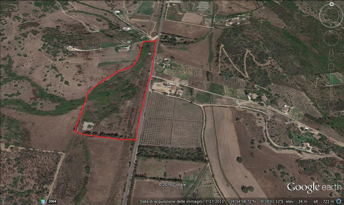 Terreno Agricolo in Vendita a Tortolì