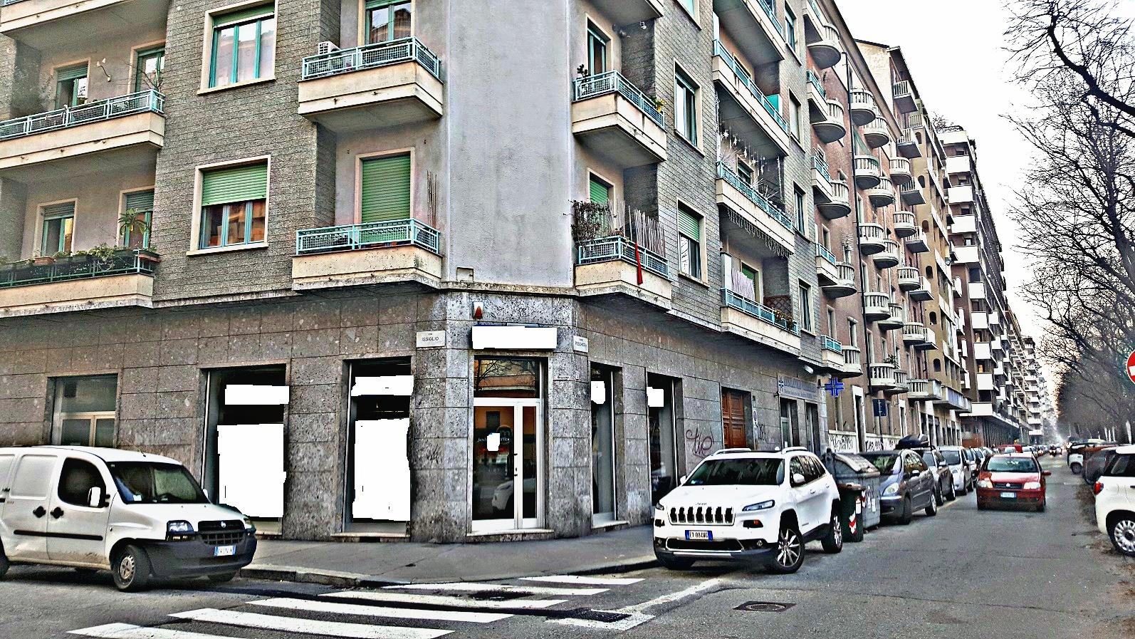 Affitto Studio/Ufficio Torino - Cenisia