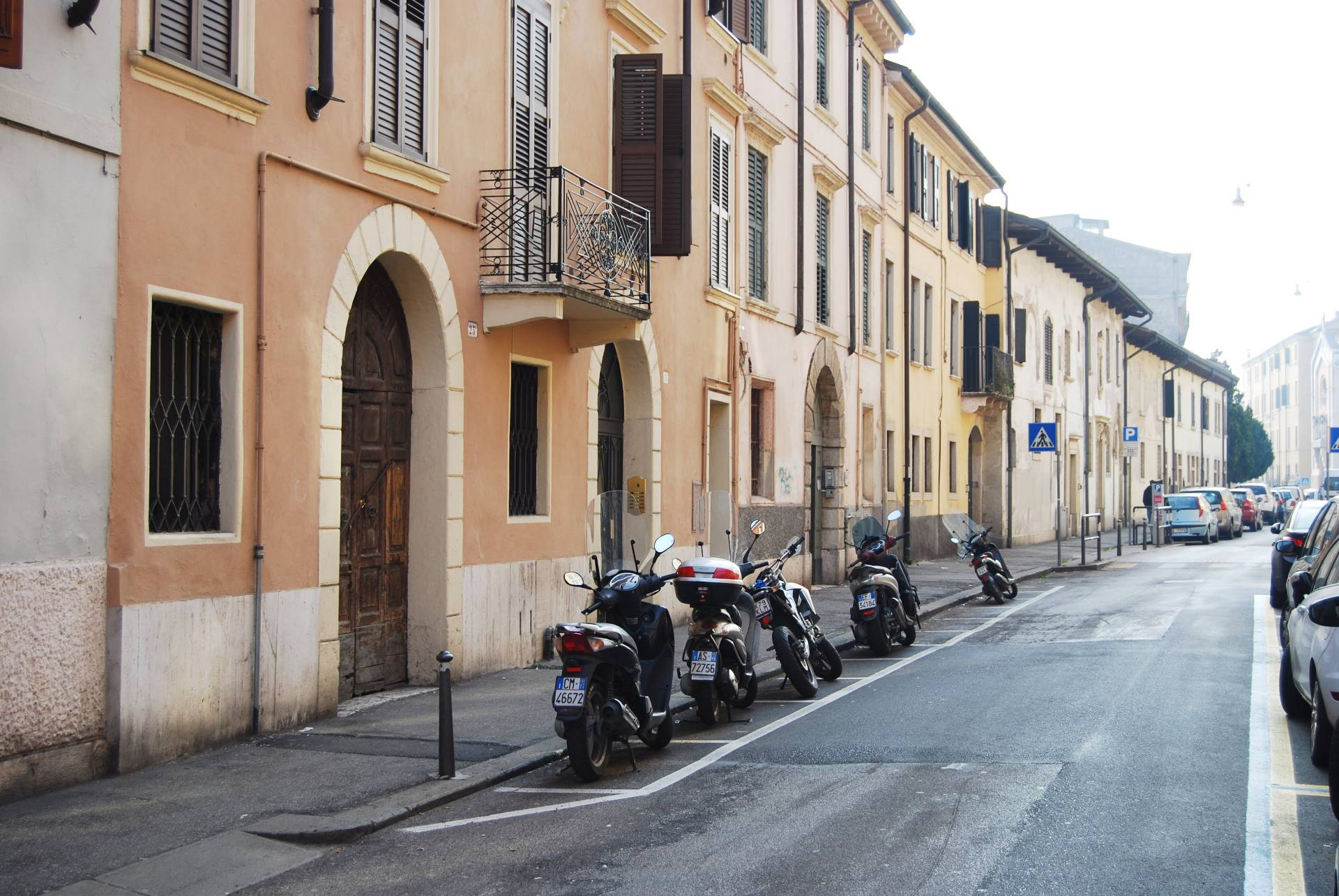 Bilocale Verona Stradone Antonio Provolo 9