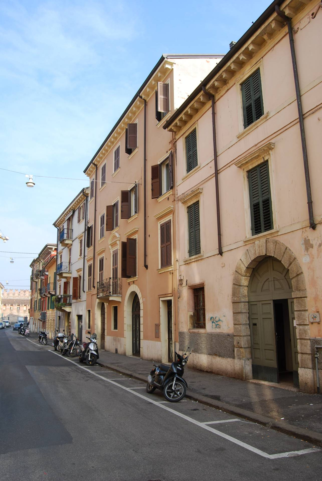 Bilocale Verona Stradone Antonio Provolo 1