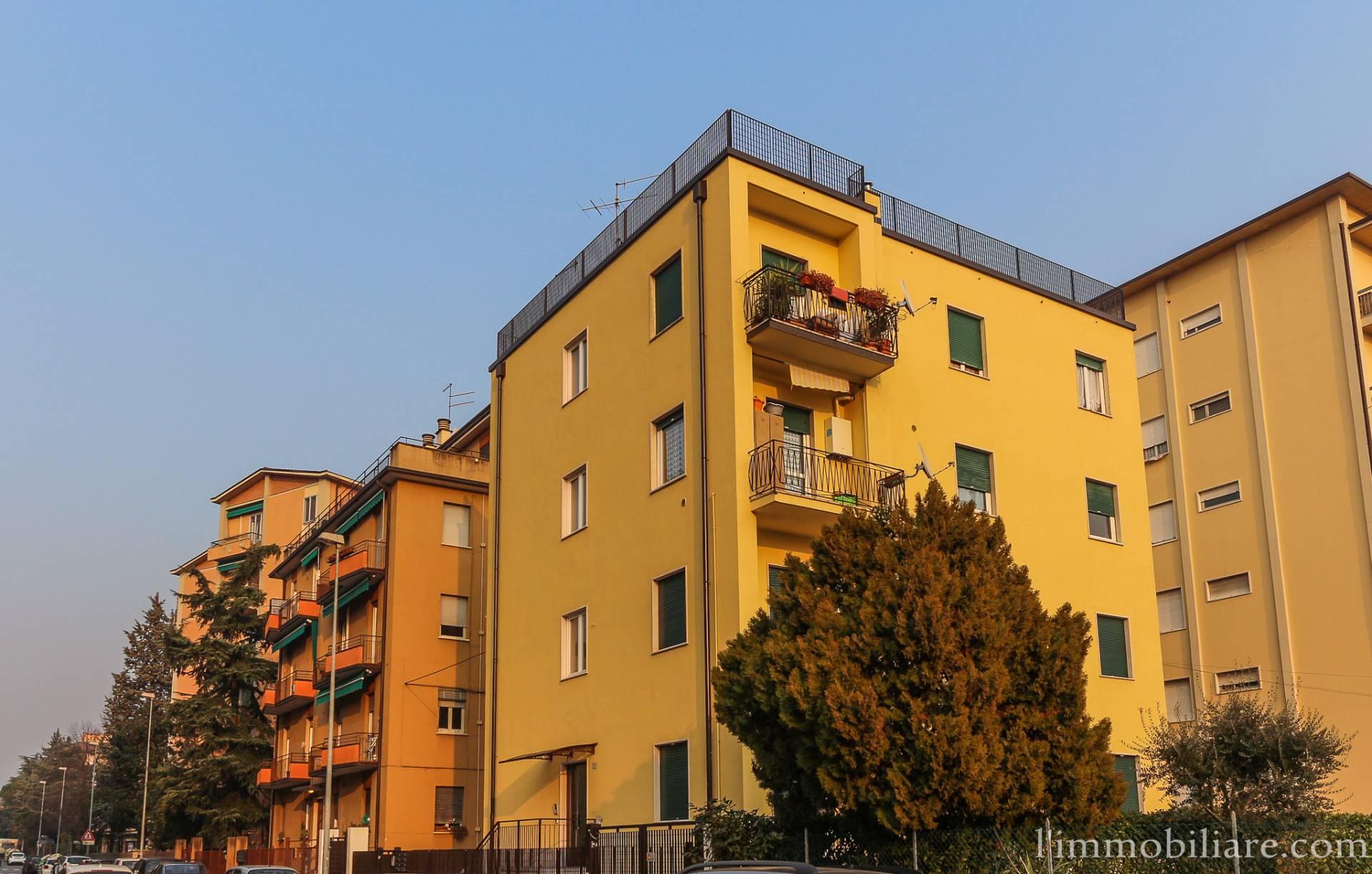 Bilocale Verona Via Luigi Mercantini 1