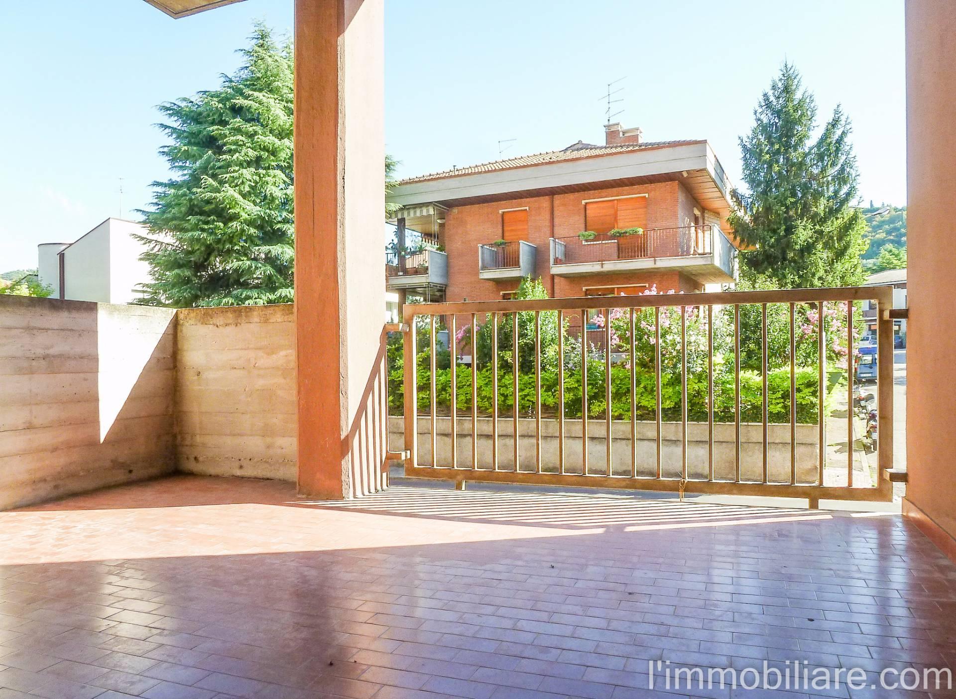 Bilocale Verona Via Santini 1