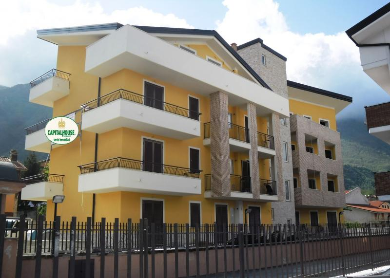 Appartamento vendita OSPEDALETTO D'ALPINOLO (AV) - 3 LOCALI - 90 MQ