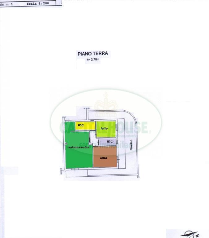 Appartamento in vendita a Mugnano del Cardinale, 3 locali, prezzo € 135.000 | Cambio Casa.it