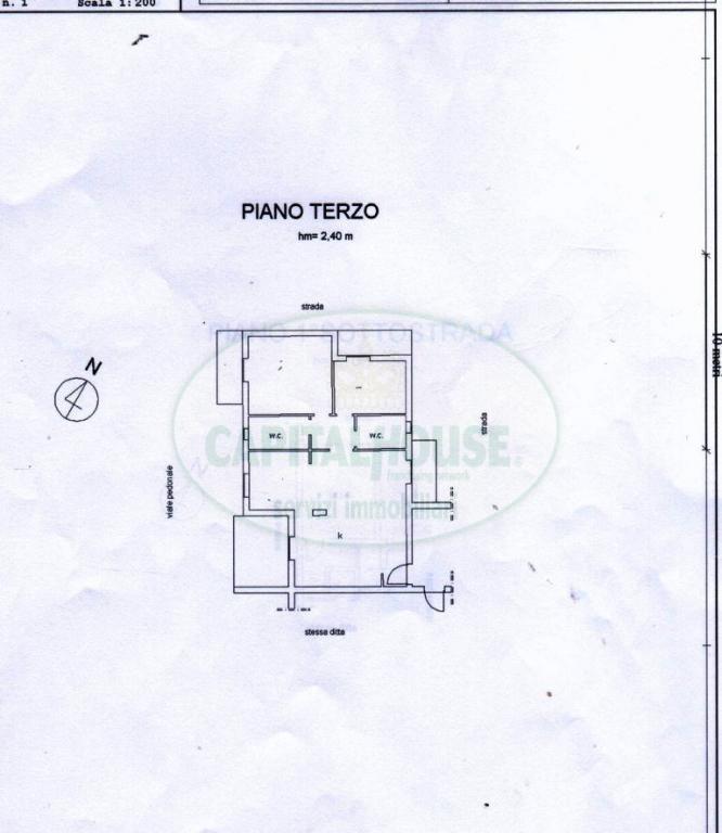 Attico / Mansarda in vendita a Mugnano del Cardinale, 3 locali, prezzo € 140.000 | Cambio Casa.it