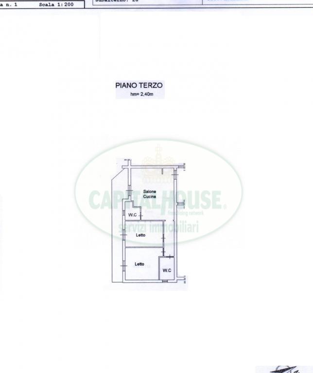 Attico / Mansarda in vendita a Mugnano del Cardinale, 3 locali, prezzo € 110.000 | Cambio Casa.it